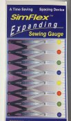 SimFlex Expanding Sewing Gauge