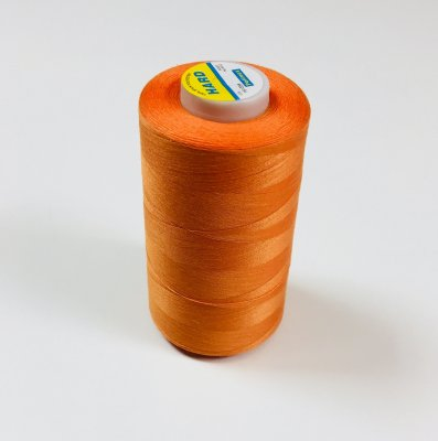 Overlocktråd Orange 5000m 4-Pack